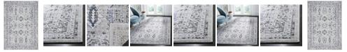"Safavieh Harbor Light Gray and Dark Gray 5'3"" x 7'6"" Sisal Weave Area Rug"