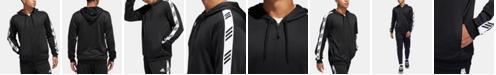 adidas Men's ClimaLite® Logo Zip Hoodie