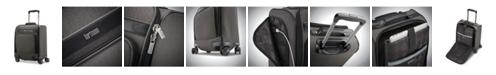 Hartmann Herringbone DLX Carry-On Under-Seater Spinner Suitcase