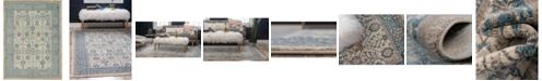 Bridgeport Home Bellmere Bel3 Ivory 8' x 11' Area Rug