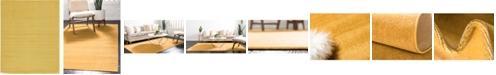 Bridgeport Home Axbridge Axb3 Gold 8' x 10' Area Rug