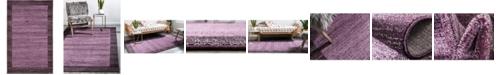 """Bridgeport Home Lyon Lyo4 Violet 3' 3"""" x 5' 3"""" Area Rug"""