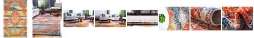 """Bridgeport Home Brio Bri5 Multi 10' 6"""" x 16' 5"""" Area Rug"""