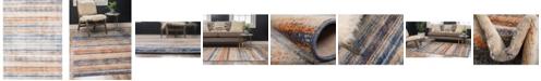 Bridgeport Home Haven Hav3 Multi 9' x 12' Area Rug