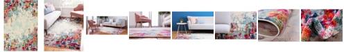 Bridgeport Home Crisanta Crs9 Multi 7' x 10' Area Rug