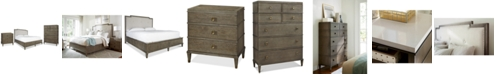Furniture Playlist Bedroom Furniture 3-Pc Set (King Bed, Nightstand & Chest)