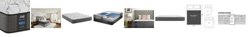 "Sealy Posturepedic Lawson LTD 11.5"" Cushion Firm Mattress- Queen"