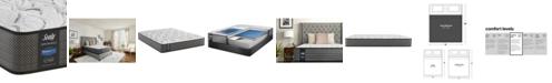 """Sealy Posturepedic Lawson LTD 11.5"""" Cushion Firm Mattress- King"""