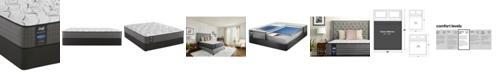 "Sealy Posturepedic Lawson LTD 11.5"" Cushion Firm Mattress Set- Queen"