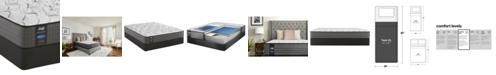 """Sealy Posturepedic Lawson LTD 11.5"""" Cushion Firm Mattress Set- Twin XL"""