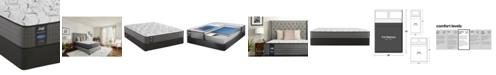 """Sealy Posturepedic Lawson LTD 11.5"""" Cushion Firm Mattress Set- Full"""