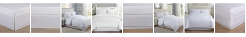 Lux Hotel Baratta Embroidered Twin Bed Skirt