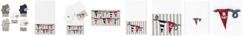 Linum Home 100% Turkish Cotton Ethan 3-Pc. Embellished Towel Set