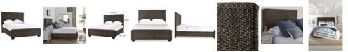 Furniture Closeout! Calypso Woven King Bed