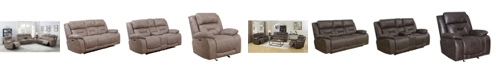Furniture Horus Reclining Sofa Collection