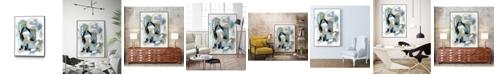 "Giant Art 14"" x 11"" Fall III Art Block Framed Canvas"