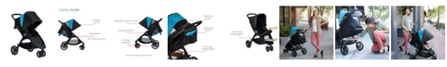 Britax B-Lively Stroller, Cool Flow Collection