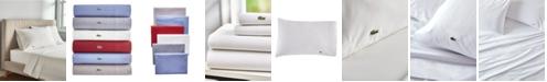 Lacoste Home Advantage Easy Care Sheet Set, Twin