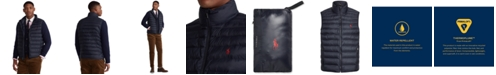 Polo Ralph Lauren Men's Packable Quilted Vest