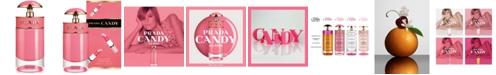 Prada Candy Gloss Eau de Toilette Spray, 1.7 oz.