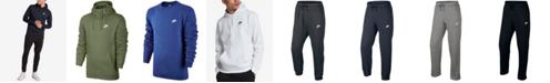 Nike Men's Club Fleece Collection