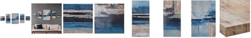 JLA Home Madison Park Overseas 5-Pc. Gel-Coated Canvas Print Set
