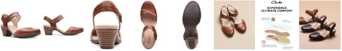 Clarks Collection Women's Valarie Rally Pumps