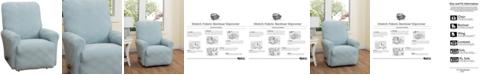 P/Kaufmann Home Stretch Sensations Double Diamond Recliner Cover