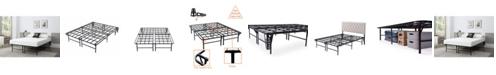 Gold Sparrow Optima Foldable Queen Platform Bed Frame