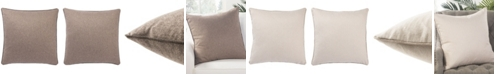 """Jaipur Living Rollins Solid Throw Pillow 22"""" Collection"""
