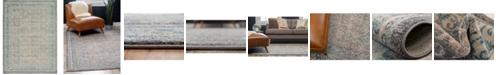 Bridgeport Home Bellmere Bel4 Gray 8' x 11' Area Rug