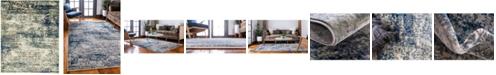 Bridgeport Home Marblesea Mrb4 Gray 8' x 10' Area Rug