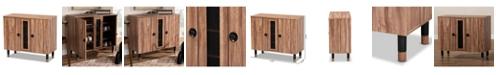 Furniture Valina Shoe Cabinet