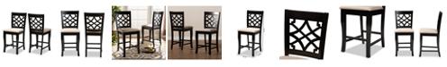 Furniture Nisa Counter Stool (Set of 2)