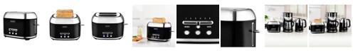 Kalorik 2-Slice 1000 Watt Retro Toaster