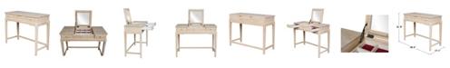 International Concepts Vanity Table