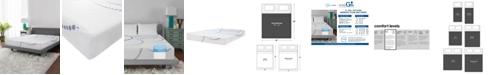 "SensorGel 8"" Firm Cool Gel Memory Foam Mattress, Quick Ship, Mattress In A Box- King"