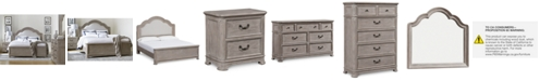 Furniture Elina Bedroom Furniture Collection Created For