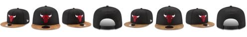 New Era Chicago Bulls Team Butter 59FIFTY Snapback Cap
