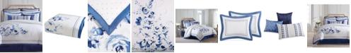 Charisma Alfresco 4Pc Floral King Comforter Set