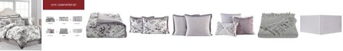 Sunham CLOSEOUT! Hillcrest 10-Pc. Full Comforter Set