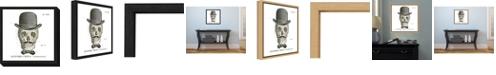 Amanti Art Dandy Bones IV by Sue Schlabach Canvas Framed Art