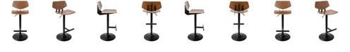 Lumisource Apex Adjustable Barstool