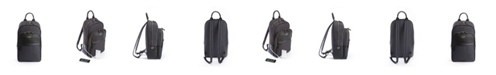 "Royce Leather Royce New York Power Bank Charging 15"" Laptop Backpack"