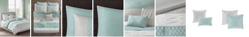 JLA Home 510 Design Tinsley King 8 Piece Comforter Set