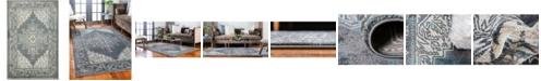 Bridgeport Home Aroa Aro8 Gray 2' x 3' Area Rug