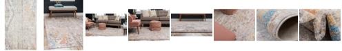 Bridgeport Home Nira Nir2 Ivory/Beige 5' x 8' Area Rug