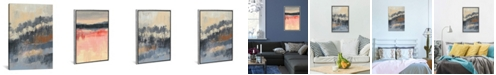 "iCanvas ""Paynes Horizon Ii"" by Jennifer Goldberger Gallery-Wrapped Canvas Print"