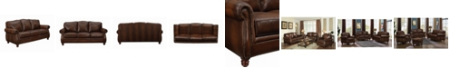 Coaster Home Furnishings Montbrook Sofa with Rolled Arms