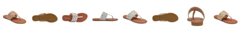 Olivia Miller Revved Up and Ready Studded Sandals